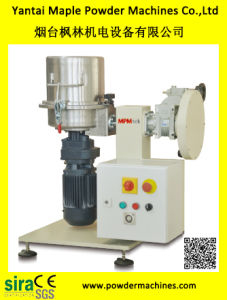 Lab Use Powder Coating Mixer/Mixing Machine with Rotating Container
