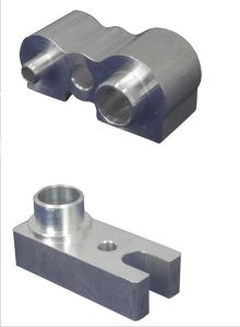 CNC Aluminum Parts Processing