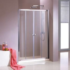 Tempered Glass Shower Door Hr440