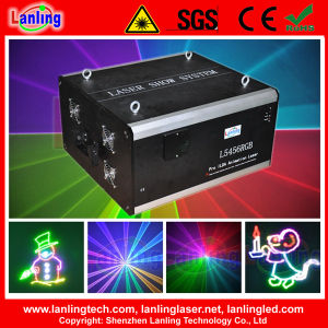 5W RGB Animation Laser Dt-40kpps Cni Diodes pictures & photos