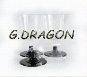 Party Tableware Disposable PS Goblet Cup (GD-G2)