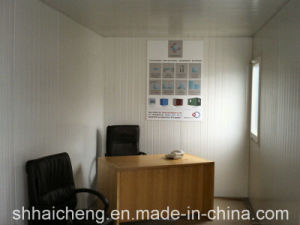 Prefabricated Container House Office (shs-fp-office059) pictures & photos