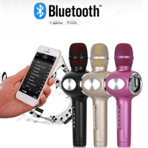 Handheld Music Player KTV Singing Support Ios Android