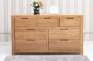 Solid Oak Wood Cabinet with Good Quality (M-X1064) pictures & photos