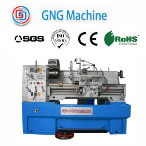 High Speed Precision Light Duty Lathe Machine pictures & photos