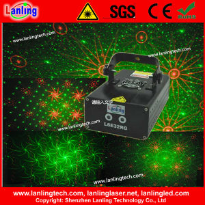 150MW Rg Beautiful Twinkling Stage Laser Lighting DMX pictures & photos