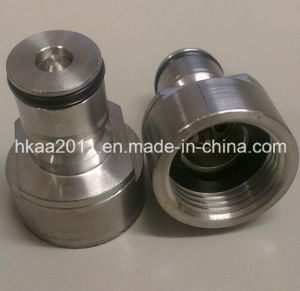 CNC Turning Parts, Top Quality Custom Stainless Steel Padlock Fitting pictures & photos