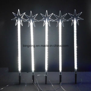 LED 5 PCS String Meteor Light for Garden Wedding Decoration