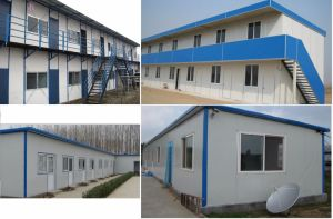 Professional Steel Structure Prefabricated Home Manufacture pictures & photos