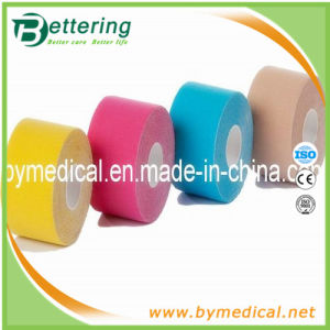 Sports Kinesiology Tape with Various Colours pictures & photos