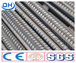 Hot Rolled High Tensile Deformed Steel Rebar in Coil pictures & photos
