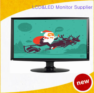 18.5 Widescreen LED Monitor LED Low Power Consumption pictures & photos