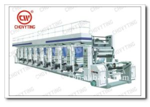 High Speed Plastic Gravure Printing Machine (CWASY-8600B-81000B) pictures & photos
