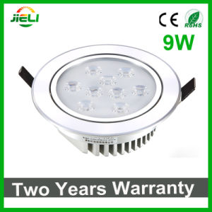 Good Ratiator 9W AC85-265V LED Ceiling Downlight pictures & photos