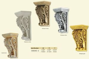 Top Rank PU Corbel PU Foam Cornices pictures & photos