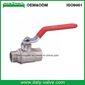 Europe Quality Cw617n Brass FM Ball Valve (AV-BV-1042) pictures & photos