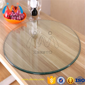 30/32/36/40/42/48/60 Inch Round Glass Table Top