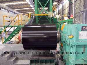 Black Color PPGI Steel Coil Prepainted Galvanized Steel Sheet pictures & photos