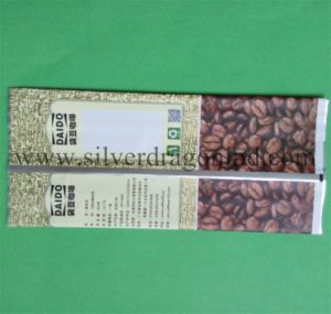 FDA Approved Plastic Bag for Coffee Packing Without Valve pictures & photos