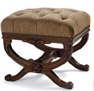 2014 New Design French Style Antique Ottoman Furniture (DF1854)