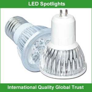 High Power GU10 LED Spotlight