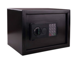 Electronic Cash Safe Box pictures & photos