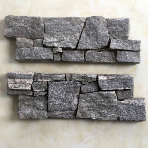 Natural Exterior Cement Stacked Stone Tiles (SMC-CC167) pictures & photos