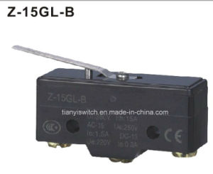 Z Series High Accuracy Micro Switch pictures & photos