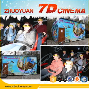 Movie Simulator 6D 7D 8d 9d 11d Kino Cabin Cinema pictures & photos