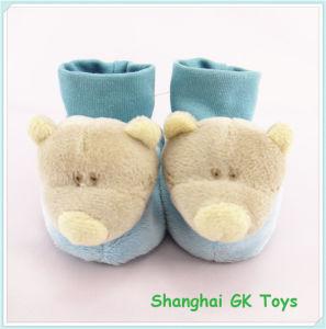 Plush Toy Teddy Bear Infant Newborn Baby Shoes