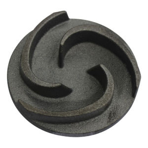 Chinese Manufacturer Customized Black Oxide Round Shape Casting Metal Parts pictures & photos