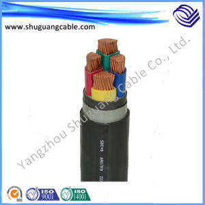 LV/Steel Tape Armored/PVC Insulation and out Sheath Power Electric Cable pictures & photos