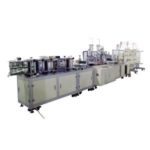 High Quality Disposable Automatic Surgical Mask Making Machine