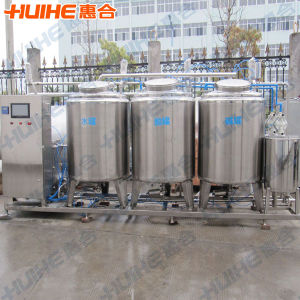 Stainless Steel Milk Factory Cleaning Cip System pictures & photos