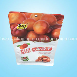 Aluminum Plastic Stand up Food Packaging Gusset Bag pictures & photos