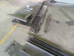 Hydraulic Fold-Bend Machine Hydraulic Bending Machine pictures & photos