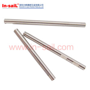 Precision Machining Carbon Steel Electric Fan Motor Shaft pictures & photos