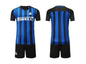 brand new e6f55 aaaba Wholesale 2017/2018 Inter Milan Soccer Jerseys Top Thai Quality Tootball  Jerseys