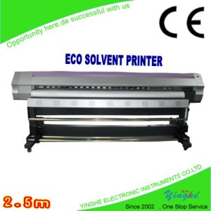 Digital Solvent Printer 2.5m Eco Solvent Printer pictures & photos
