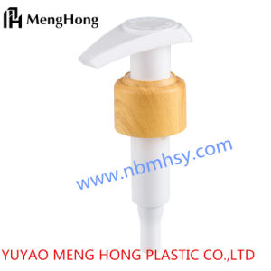 24mm White PP Material Lotion Pump pictures & photos