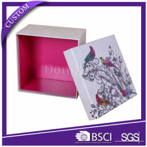 Dhp Factory Beautiful Design Custom Preserved Flower Packaging Box