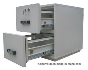 Fire Resistant Filing Cabinet, Metal Cabinet pictures & photos