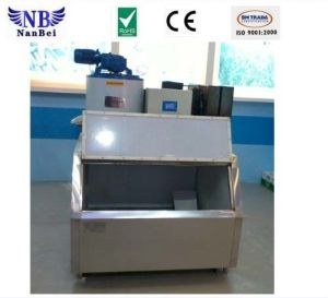 0.5t-60t Flake Ice Maker Machine with Ce