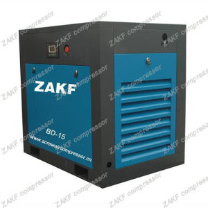 Zakf 11kw 15 HP Bd-15 Mzb Air Compressors DC Rotary Compressor pictures & photos