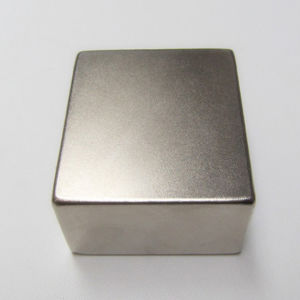 N42 Strong Rare Earth Permanent Sintered Block Neodymium Magnets