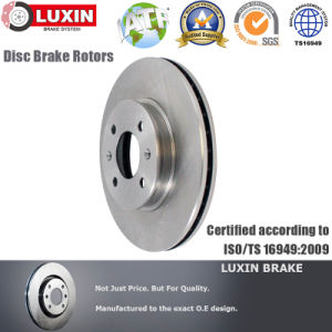 Automobile Parts Disc Brake Rotor