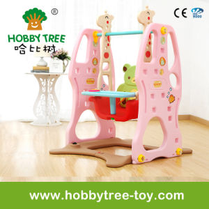 2017 Popular Style Baby Swing with Ce Certificate (HBS17003C)