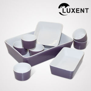 China Manufacturer Daily Use Ceramic Dinner Ware Set