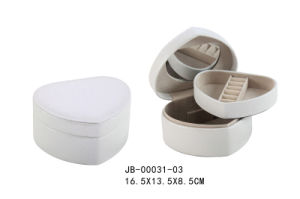 Hot Sales Heart Shape Jewelry Box