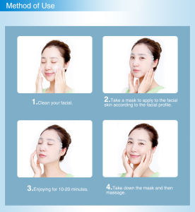 Sealwort Ultra Hydrating & Moisturizing Mask pictures & photos